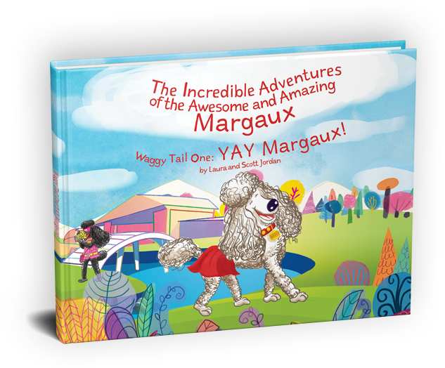 Waggy Tail One: Yay Margaux!
